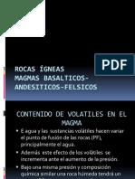 ROCAS ÍGNEAS+