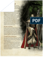 Homebrew Physician Class