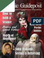 Psychic Guidepost- Fall 2014