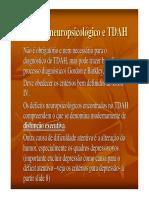 6- Atenção e TDAH