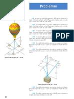 10 Problemas Equilibrio de Particulas en El Espacio