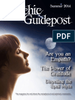 Psychic Guidepost- Summer 2014