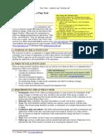 Guide to ActivityList