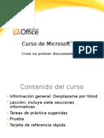 PARTE II - Crear el primer documento de Word (1).pptx