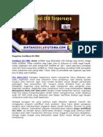 Training ISO 17025 Membuat Sistem Kerja Menjadi Mudah | WA +62 857 1027 2813