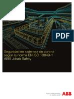 Seguridad en Sistemas de Control Según ISO 13849-1