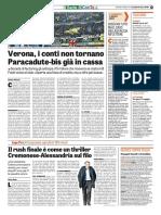 La Gazzetta dello Sport 28-04-2017 - Calcio Lega Pro