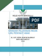 Cover Standar Pelayanan Medis Rsud Kota Bengkulu