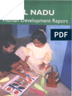 Human Development Report Tamilnadu 2003 Full Report English