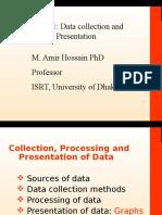 Data Collection&Presentation