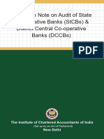 [T] Audit of State Co-Operative Banks