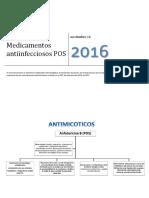 Medicamentos antiinfecciosos