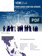 VDB Loi Employment Compliance and Tax Update 17Sep2015
