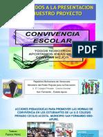 ACCIONES PEDAGOGICAS PARA PROMOVER LAS NORMAS DE CONVIVENCIA EN LOS ESTUDIANTES DE LA U.E COLEGIO PRIVADO CECILIO ACOSTA. MUNICIPIO SAN FERNANDO EDO- APURE.