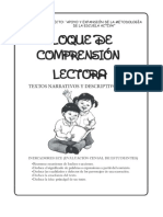 Comprension Lectora Ece_2016