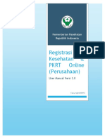 UM - Regalkes PKRT (Perusahaan) - Kemenkes - Versi 2.0