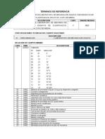 Terminos de Referencia Equipos de Laboratorio