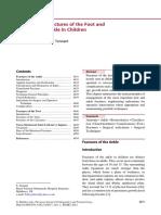 EFORT - 2014 - Tennant - Fxs of FandA in Children