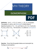 Lecture Notes 19 (Isomorphism)