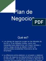 Presentacion plan de negocios II.ppt