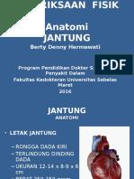PF Jantung Anatomi