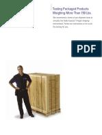 FEDEX PKG Testing Over150Lbs
