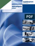 EagleBurgmann DMS MSFR F1 Catalogue Garnitures Mecaniques Et Accouplements Magnetiques FR 30.10.2015