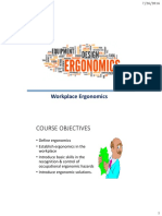 Lecture 12_Workplace Ergonomics