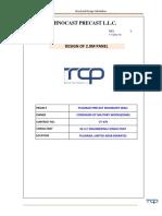 CT-476-Design of 2.0m Beam Against Soil Pressure