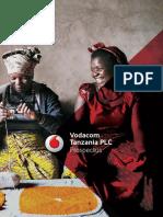 Vodacom Tanzania Ipo Prospectus
