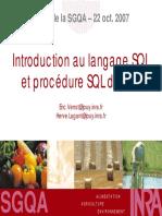InitiationPROC_SQL