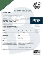 2017 a-Form B1-B2 Schwarz