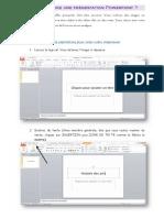 Comment Faire Une Presentation Powerpoint-2