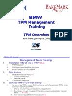 BMW MT Training 0305