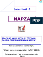Penyuluhan NAPZA