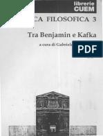 1994-Pinotti-benjamin Kafka Bachofen Palude