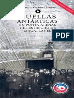 """Chile, """"Huellas Antárticas en Punta Arenas y el Estrecho de Magallanes"""" (2013)"""