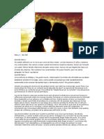 Límites Para Las Relaciones Íntimas en El Noviazgo