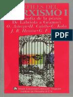 Perfiles del marxismo I_la filosofía de la praxis_de Labriola a Gramsci.pdf