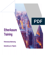 EtherAssure NetComplete Training - Session 2c - User - PM- Portal Generality to Report