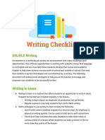 writingchecklistmodule4