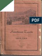 Sivrihisar Tarihi Tahsin Ozalp -Small