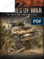 Flames of War - 4th Ed EW & LW Rule Book