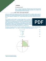 Seminar Statistics