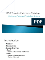 Tripwire Training