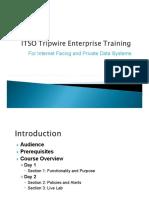 Tripwire Training