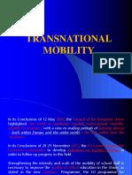 MASTODONTI R Transnational Mobility