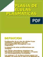 Neoplasia de Celulas Plasmaticas
