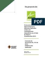 Protocolo Plan Operacional Dic2015