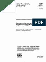 ISO 10375-1997-04 UT Probes
